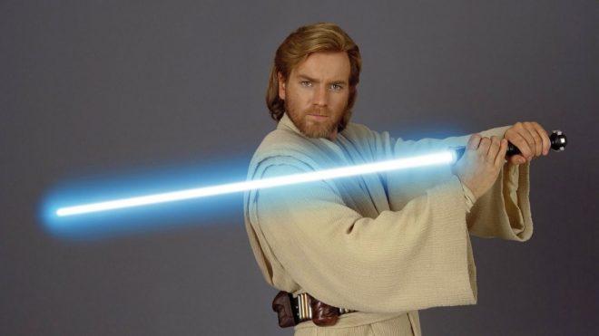 Ewan McGregor dans la peau d'Obi-Wan Kenobi