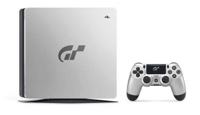 Une nouvelle PS4 collector a été dévoilée à la Gamescom 2017.