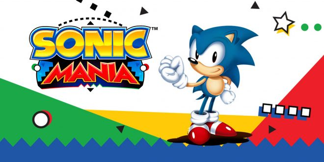 Sonic Mania arrive enfin sur PS4, Xbox One et Nintendo Switch.