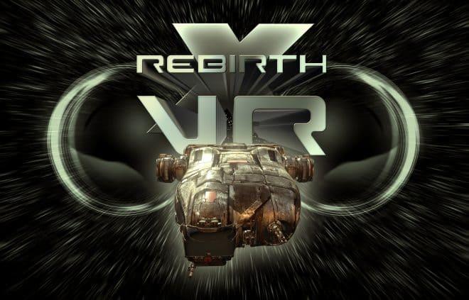 X Rebirth VR en accès anticipé sur Steam.