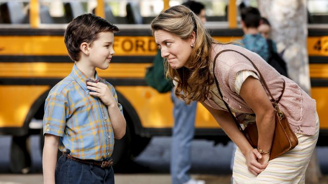 Young Sheldon