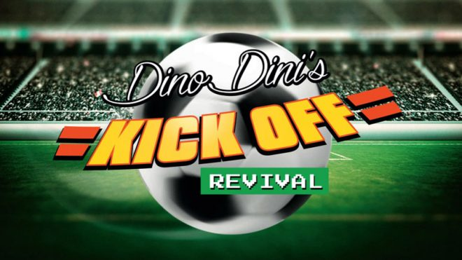 Dino Dini's Kick Off Revival arrive bientôt sur Steam.