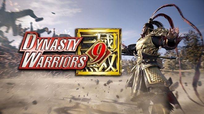 Dynasty Warrios 9 blog gaming ciné série Lageekroom Koei Tecmo Koch Media