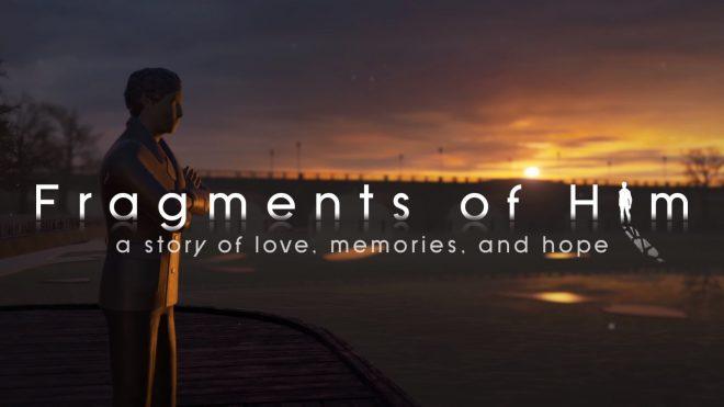 Fragments of Him arrive sur PS4.