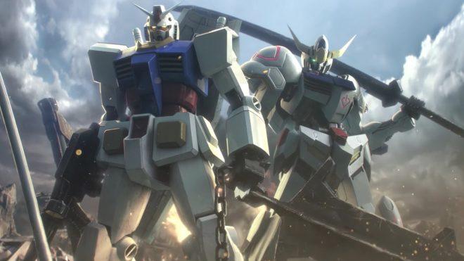 Gundam Versus est de sortie sur PS4.