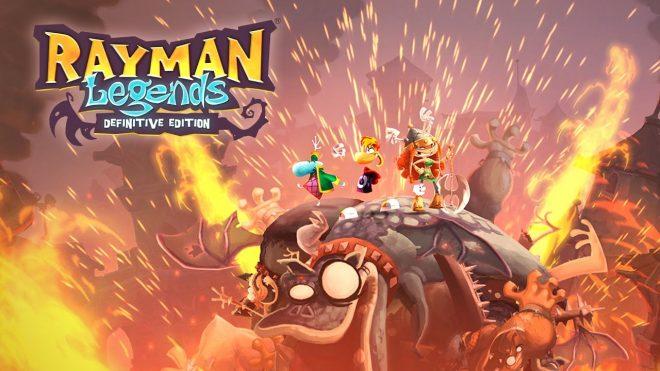 Rayman Legends est disponible sur Nintendo Switch.
