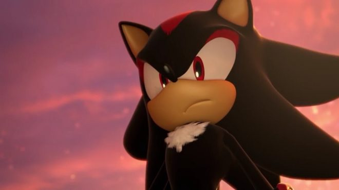 Sonic Forces proposera Shadow en personnage jouable.
