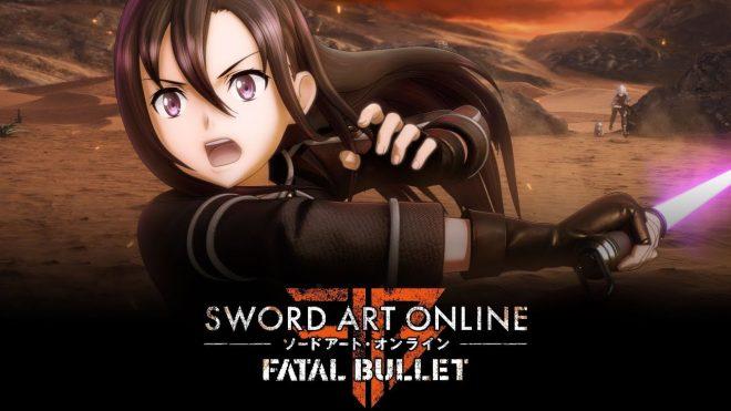 Sword Art Online Fatal Bullet va profiter d'une sortie européenne.
