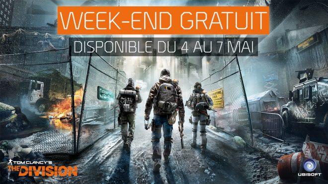 The Division sur PC s'offre un week-end gratuit.