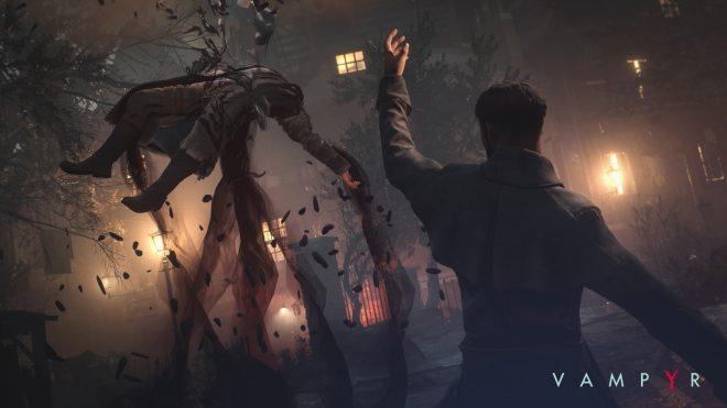 Vampyr est repoussé en 2018.