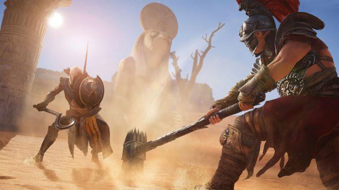 Ubisoft dévoile les contenus post-lancement d'Assassin's Creed Origins.