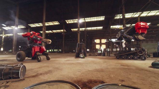 Megabots, Inc vs Suidobashi Heavy Industry