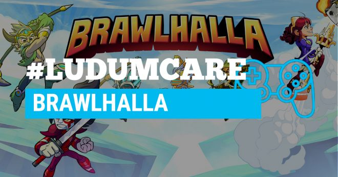 #LudumCare Brawlhalla