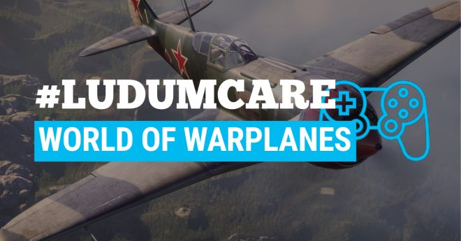 #LudumCare Worlf of Warplanes