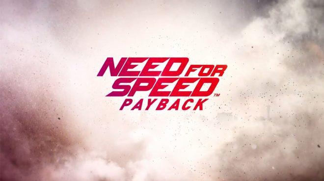 Electronic Arts donne des informations sur la bande originale de Need for Speed Payback.