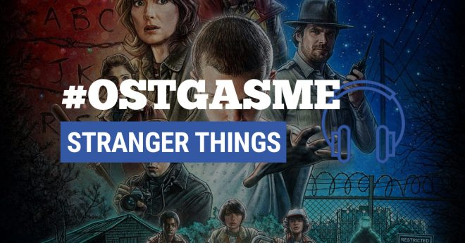 #OSTgasme Stranger Things