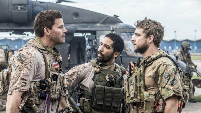 CBS commande une série complète pour SEAL Team.