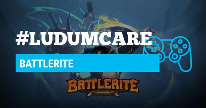 #LudumCare Battlerite