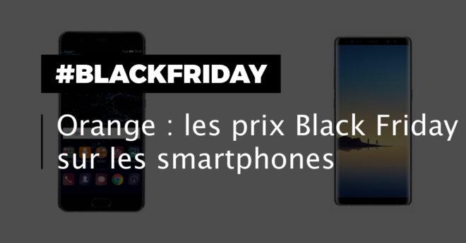 Depuis hier et pendant toute la durée de ce weekend du Black Friday 2017,Orange Mobile propose sur sa boutique une flopée de smartphones en réduction. L'un des avantages de cette offre est de ne pas se reposer sur la nécessité de choisir un forfait en complément des mobiles ; l'autre est de pouvoir trouver sur […]