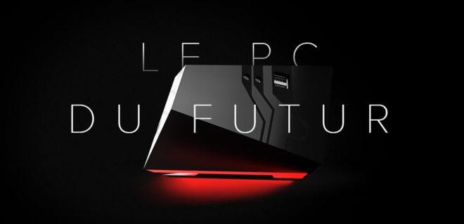 Succès total pour le lancement de l'ordinateur du futur Shadow.