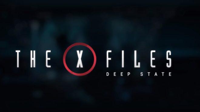 Un nouveau jeu mobile sur la licence The X-Files.