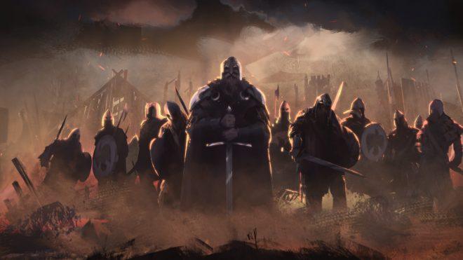 A Total War Saga : Thrones of Britannia sera disponible sur PC en 2018.