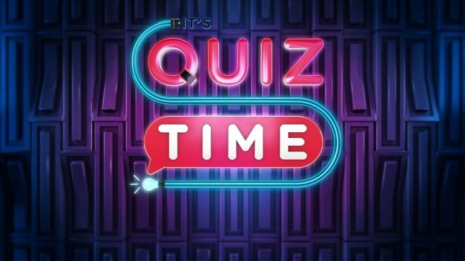 It's Quiz Time arrive le 28 novembre prochain sur PS4, Xbox One et PC.