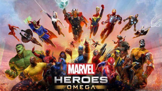 Fin de partie pour le MMO Marvel Heroes Omega de Disney.