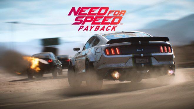 Un trailer de lancement pour Need for Speed Payback.