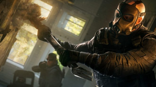 Un week-end gratuit pour Rainbow Six Siege.