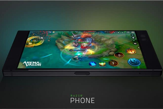 Le Razer Phone
