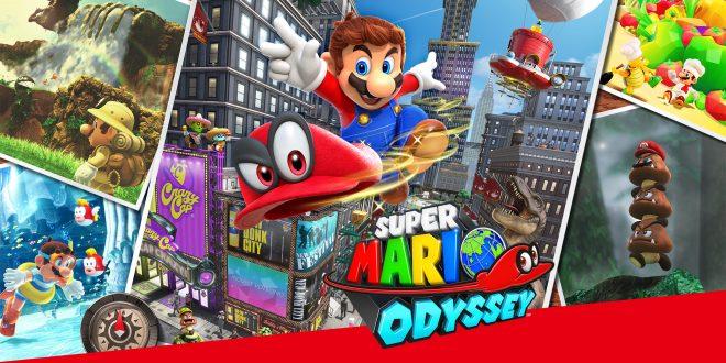 Super Mario Odyssey réalise le meilleur lancement de tous les jeux Super Mario en Europe.