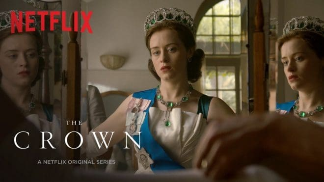 Un trailer pour la saison 2 de The Crown.