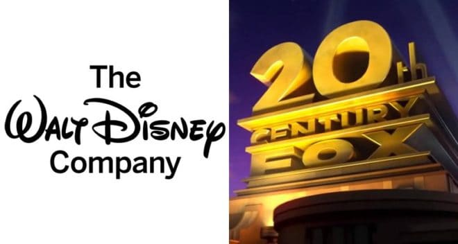 Disney vient de racheter 20th Century Fox