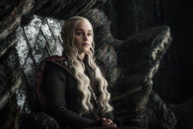 Game of Thrones a écrasé Twitter en 2017