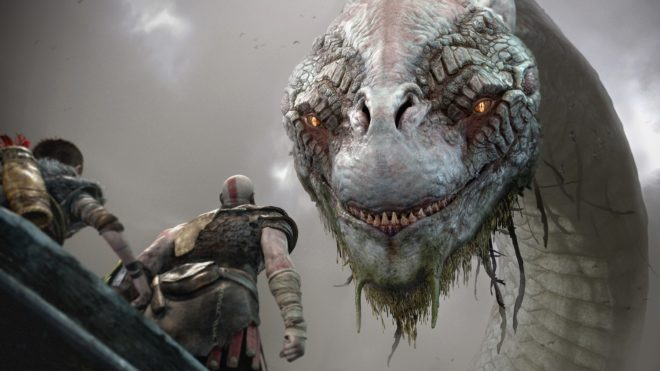 God of War sur PS4 pourrait sortir le 22 mars 2018.