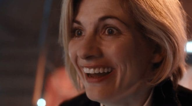 Jodie Whittaker dans Doctor Who