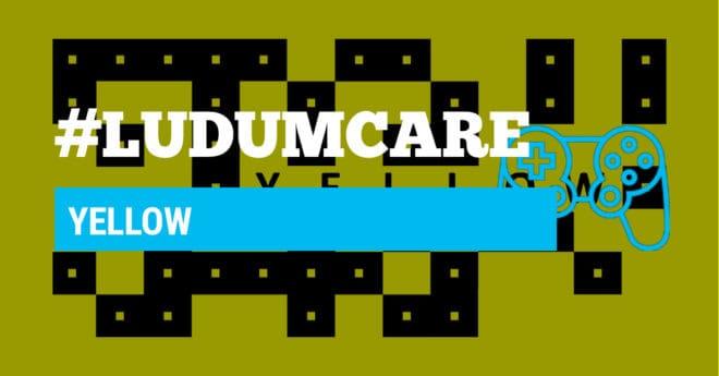 #LudumCare yellow