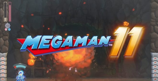 Capcom annonce Mega Man 11 pour 2018.