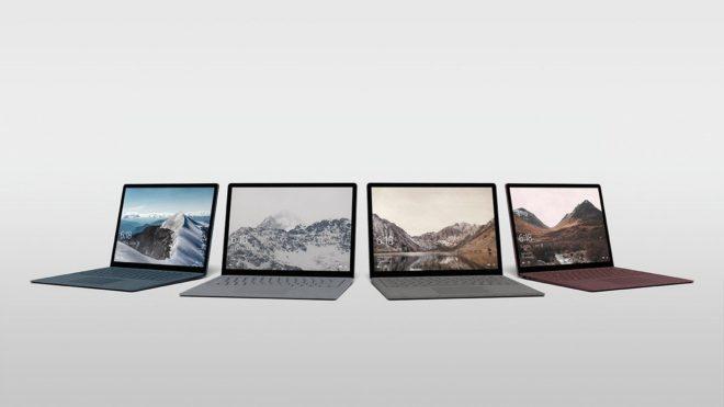 Équipé de Windows S, le nouveau système d'exploitation de Microsoft spécifiquement pensé pour cette nouvelle série d'ordinateurs portables, le Surface Laptop vise un secteur haut de gamme avec ses performances accrues et le pari d'une sécurité améliorée. Un nouveau système d'exploitation pensé autour du PC Basé sur Windows 10 Pro, vers lequel il sera d'ailleurs […]