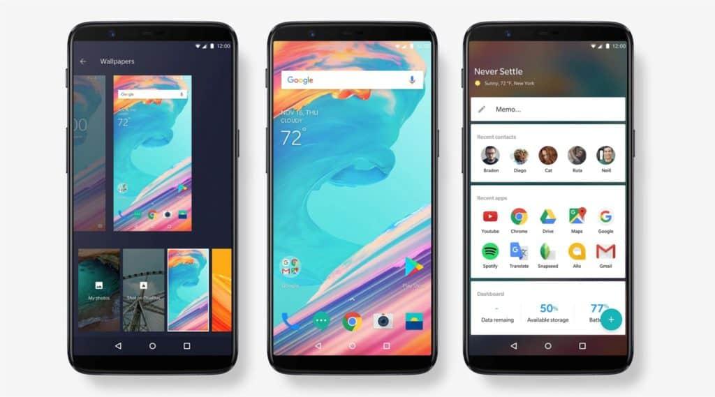 Les OnePlus 5 et 5T auront droit à Android 10 Q, c'est officiel
