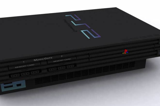 Un PS2 - Image d'illustration.