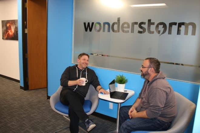 Wonderstorm, un nouveau studio fondé d'anciens poids lourds de Naughty Dog passées entre temps chez Riot Games.