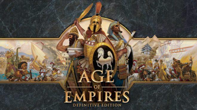 Age of Empires : Definitive Edition est annoncé pour le mois de février prochain.