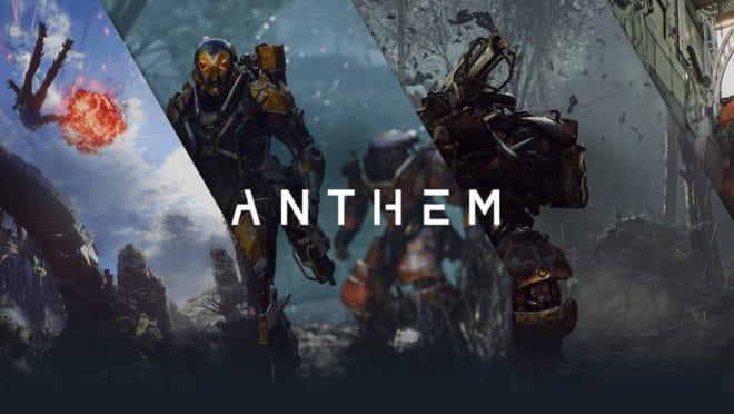 Electronic Arts confirme le report d'Anthem à début 2019.
