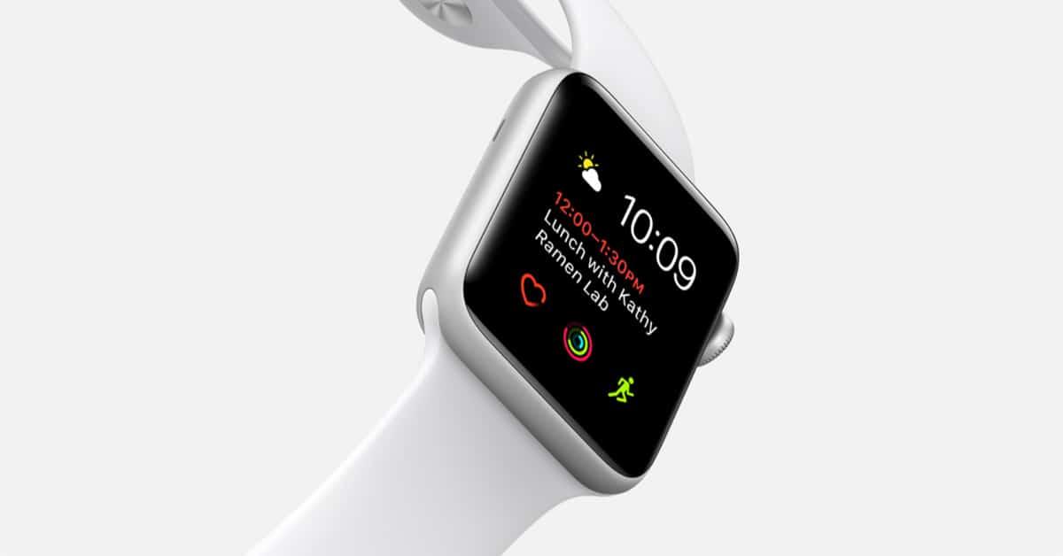 Bon Plan L Apple Watch Series 2 224 249