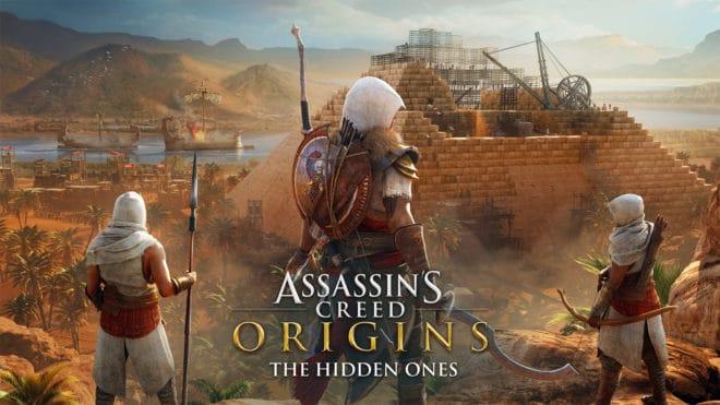 The Hidden Ones sera le premier DLC d'Assassin's Creed Origins.