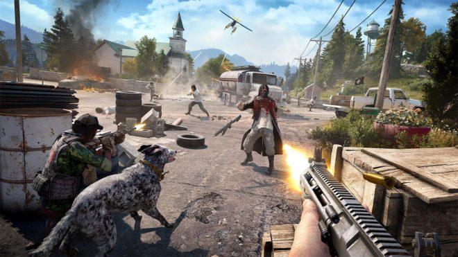 Ubisoft partage les configurations PC de Far Cry 5.
