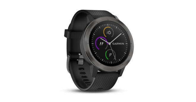 garmin v voactive 3 petite r duction sur la montre connect e. Black Bedroom Furniture Sets. Home Design Ideas