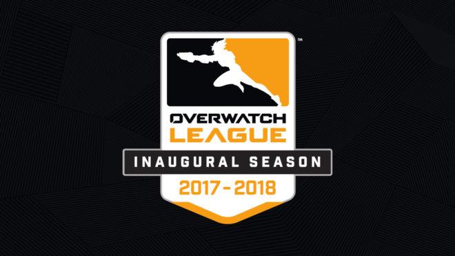 10 millions de vues pour la semaine inaugurale de l'Overwatch League.